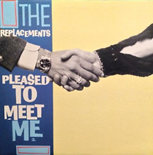 `REPLACEMENTS, THE`-PLEASED TO MEET ME (LP) (US IMPORT) VINYL LP NEW