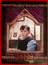 HARRY POTTER - SORCERER'S STONE - Card #018 - DUDLEY DURSLEY - Artbox 2005