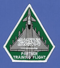 More details for typhoon - partner training flight spearhead embroidered patch badge