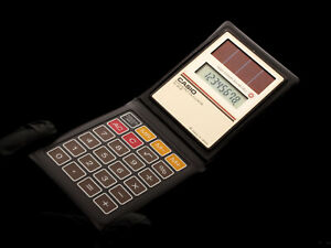 Casio SL-85 A Vintage Calculator in excellent working condition (made in Japan)