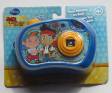 DISNEY'S JAKE AND THE NEVER LAND PIRATES  CAMERA - NIP - BATTERY OPERATED