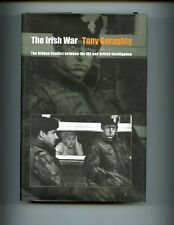 THE IRISH WAR - The Hidden Conflicts between the IRA & British Intell, HBdj VG