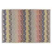 Habitat Fyfe Mutli Coloured Wool Rug 140 x 200cm ***RRP £150***