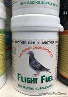 GEM Pigeon Supplement  Flight Fuel  for Racing Pigeons Performance 150g  SPON