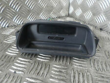 2003 RENAULT CLIO MK2 1.2 16V CLOCK DISPLAY P8200028364 A
