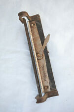 """EC Stearns No 500 Saw Vice (S6L) Syracuse NY 12"""" Clamp Table Bench Mount"""
