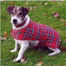 Tartan Dog Coat in Royal Stewart - Large