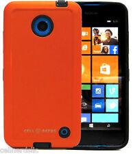 Nokia Lumia 630 / 635 Dual Series Slim Case Flexible TPU / Plastic Protection