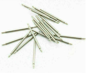 Watch Strap Spring Bars Pins  8 - 25mm Strong Stainless Steel