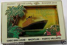 Disney DCL Summer Mexican Riviera Cabo San Lucas Mazatlan Puerto Vallarta Pin