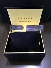 TED BAKER London Empty Watch Display Box Only