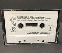 Something in Red by Lorrie Morgan (Cassette, Apr-1991, RCA) PROMO Promotional