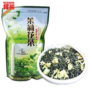 250g New Dried Organic Jasmine Flower Tea  Health Tea Fresh Herbal Tea Green Tea