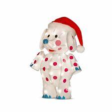 "Rudolph Elephant Misfit Toy 26"" 3-D Tinsel Outdoor Christmas Decor Yard Art"
