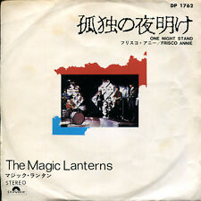 "The Magic LANTERNS 7"" One Night Stand/Frisco Annie (Giappone, Polydor, 1970)"