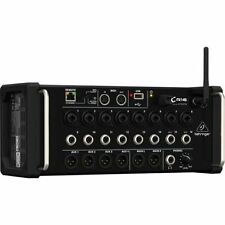 XLR Out (AES3) Non-Powered Pro Audio Mixers