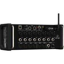 Non-Powered Digital Pro Audio Mixers with Mountable Racks