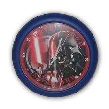 Star Wars Darth Vader Wanduhr Uhr Wall Clock NEU Macht Disney Fantasyfilm R2D2