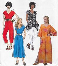 Brand New Plus Size 16-26 Easy Caftan Pants Uncut Sewing Pattern Butterick 5652