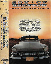 Various Son of Redneck New Sound Roots America CASSETTE ALBUM Folk Country Rock