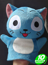 Fairy Tail Habbie Happy Glove Hand Puppet Anime Stuff Toy Game Figure FLHP9001
