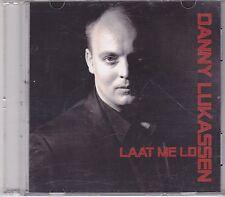 Danny Lukassen-Laat Me Los Promo cd single