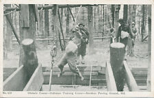 Aberdeen MD Proving Grounds Obstacle Course US Army 1943 FREE WWII Frank