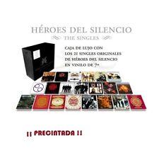 Heroes Del Silencio – The Singles - Box Set