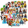 50Pcs Anime One Piece Stickers Pack Vinyl Laptop Water bottle Luggage Decal Bomb