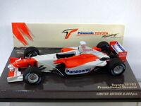 Minichamps Toyota TF102 Promotional ShowCar 2002