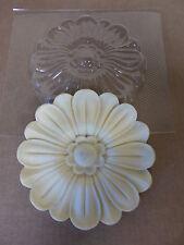 Flor de Plástico Molde Chocolate de cera de yeso