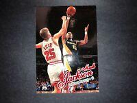 1997-98 FLEER ULTRA BASKETBALL MARK JACKSON #57 INDIANA PACERS NBA CARD FS