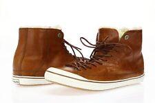 TRETORN Women's Skymra Mid SL Vinter Brown Leather Casual Shoes Sz 5.5 M