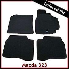 MAZDA 323 su misura moquette tappetini NUOVI (1998 1999 2000 2001 2002 2003)