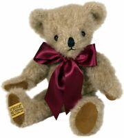 "BNWT Jackfield 13"" Merrythought Teddy Bear Collectable - Handmade In England"