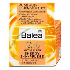 Balea Q10 Anti-Wrinkle Care Cream Energy 24H 50 ml (Age 35+) Switzerland New