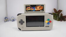 UK-PHONECASEONLINE SNES PORTABLE 4.3 LCD PAL/USA/JAPAN GAMES 100-240V NEW