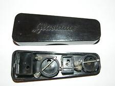 Glashütte,Uhrwerkhalter,Bakelit,Vintage,Uhrmacher,Uhrmacherbedarf,Werkzeug