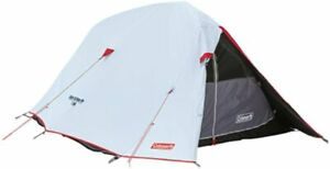 Coleman tent with quick up dome W+ dark room technology