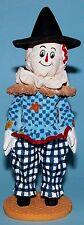 Madame Alexander, Wizard of OZ, Scarecrow, resin doll, #  90350, fairy tale, NIB