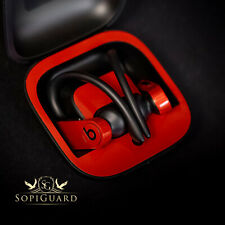 2 x Sets of SopiGuard 3M Avery Sticker Skin for Powerbeats Pro Earbuds