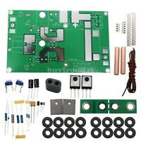 DIY kit 180W Linear Power Amplifier Kit For Transceiver Intercom Radio HF FM Ham