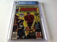 DAREDEVIL 141 CGC 9.4 BULLSEYE APPEARANCE AND COVER DAVE COCKRUM MARVEL COMICS
