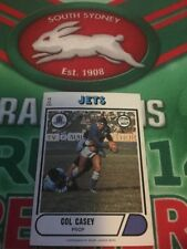 1976 Scanlens Rugby League Card No 29 Col Casey Newtown