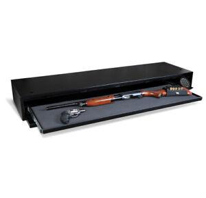 AMSEC American Security Under Bed Gun Safe - Electronic Illuminated Lock - DV652