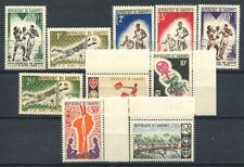 Benin 1963-66 Nuovo ** 100% Sport, Scout