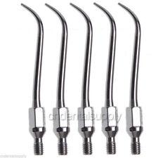 5 Dental Ultrasonic Scaler Tip Puntas para Ultrasonidos KaVo Sonicflex #6 GK2