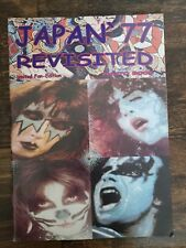 KISS Japan '77 Revisited Book