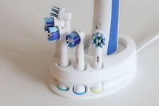 Oral-B Zahnbürstenhalter / toothbrush holder 3D-Druck 3D-printed für 5 Bürsten