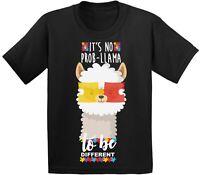 Autism T-shirt Llama Toddler Shirt Autism Awareness